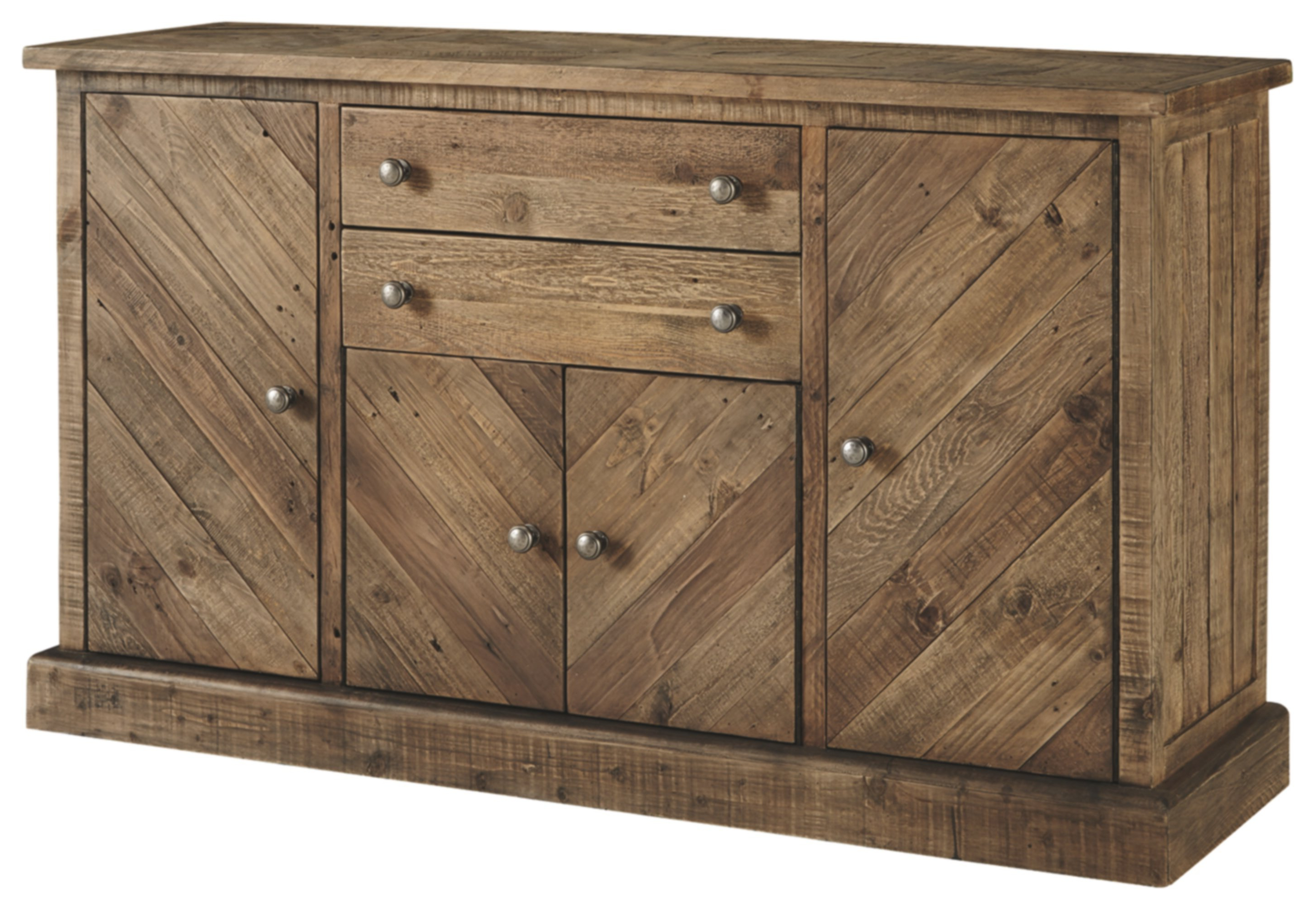 Gracie Oaks Jessamine Sideboard Throughout Widely Used Whitten Sideboards (Gallery 19 of 20)