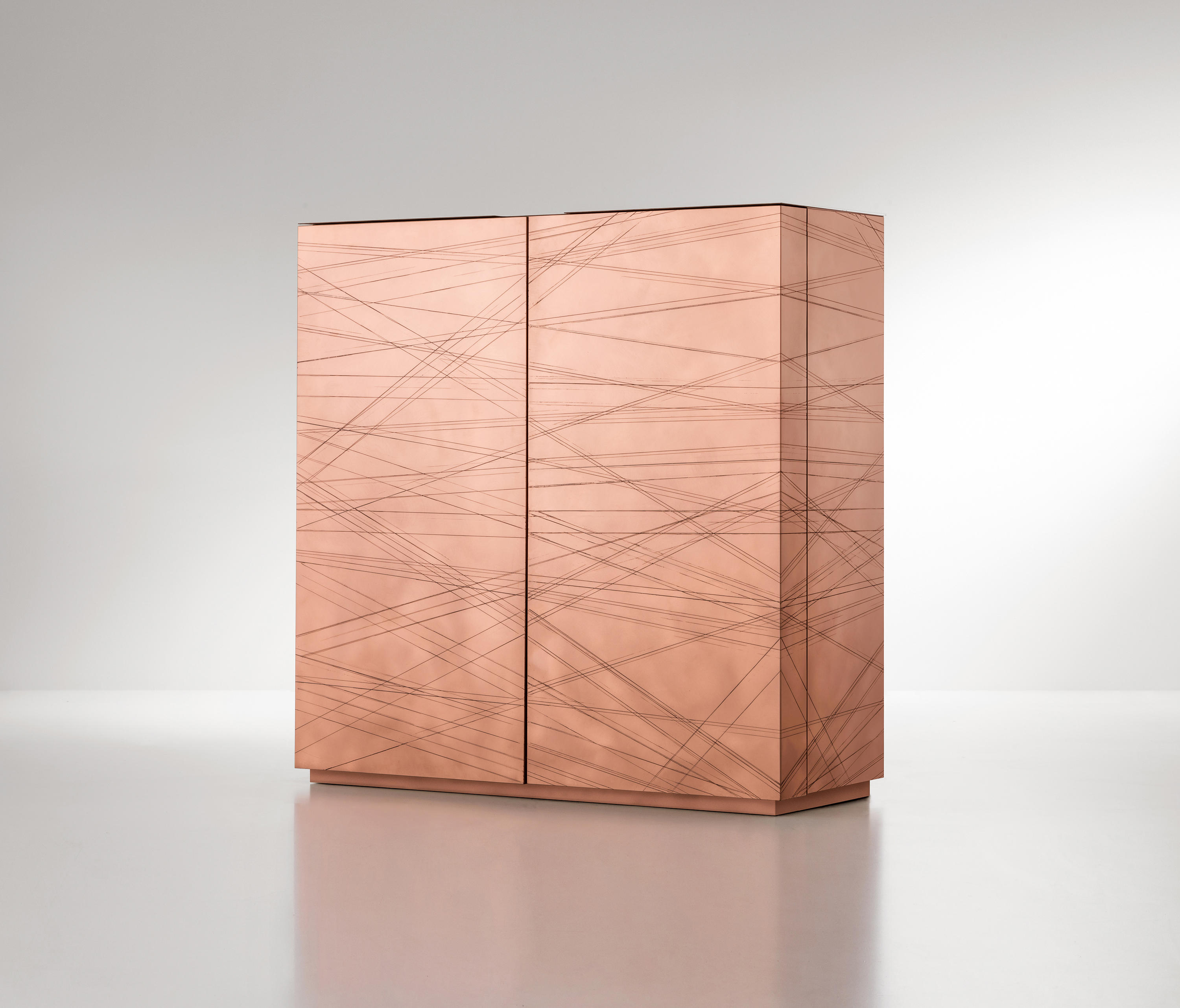 Graffio – Sideboards From De Castelli (View 9 of 20)