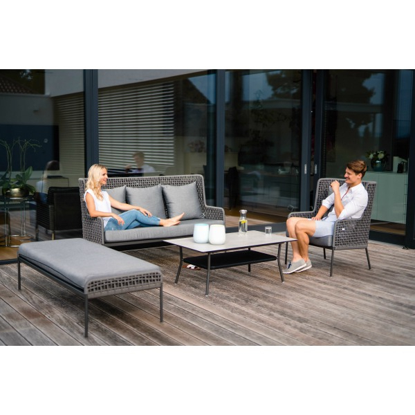 Greta Sofa & Armchair Set With Regard To Greta Living Patio Sectionals With Cushions (View 20 of 20)