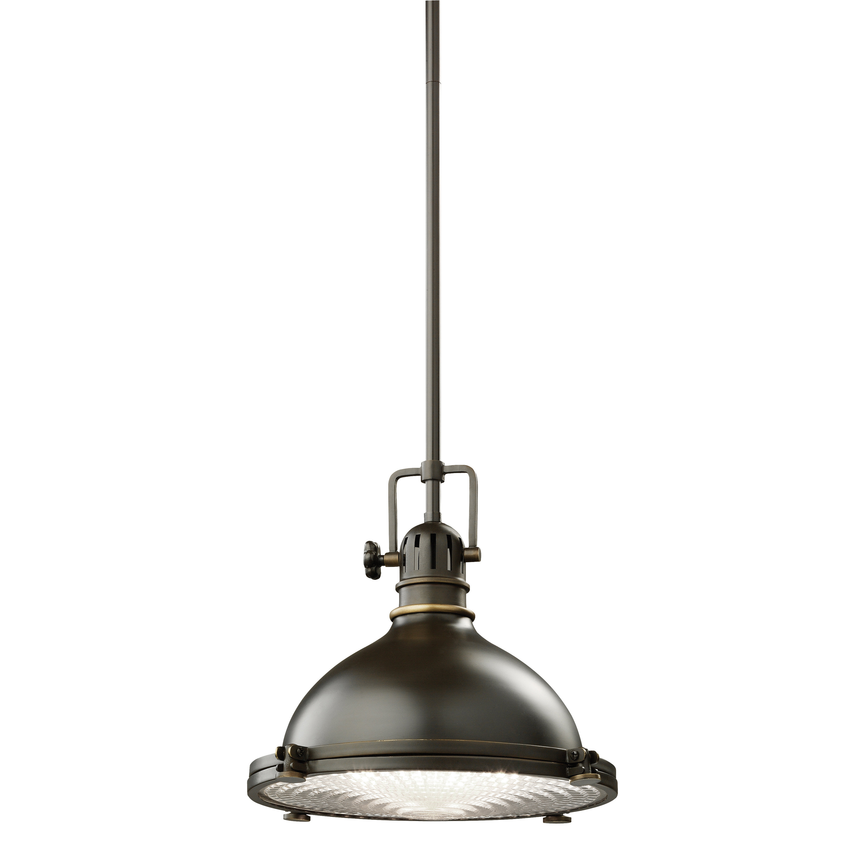 Hamilton 1 Light Single Dome Pendants With 2019 Fresnel 1 Light Dome Pendant (View 13 of 20)