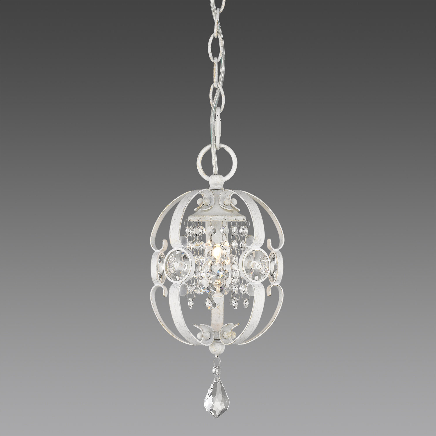 Hardouin 1 Light Single Geometric Pendant Intended For Preferred Spokane 1 Light Single Urn Pendants (View 12 of 20)