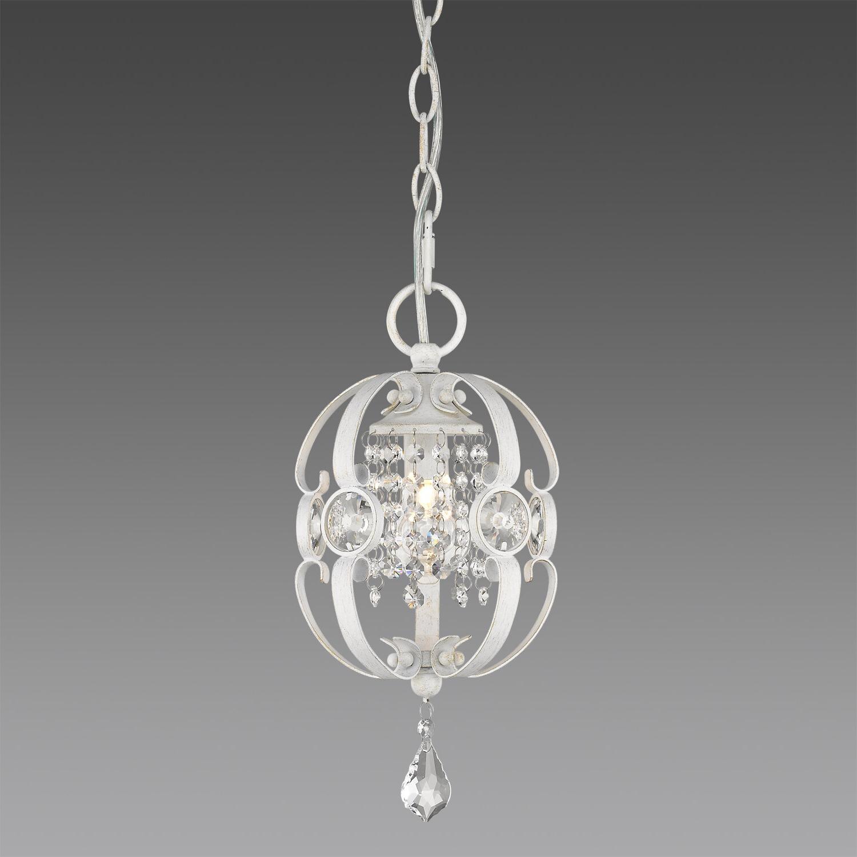 Hardouin 1 Light Single Geometric Pendant Intended For Preferred Spokane 1 Light Single Urn Pendants (Gallery 6 of 20)