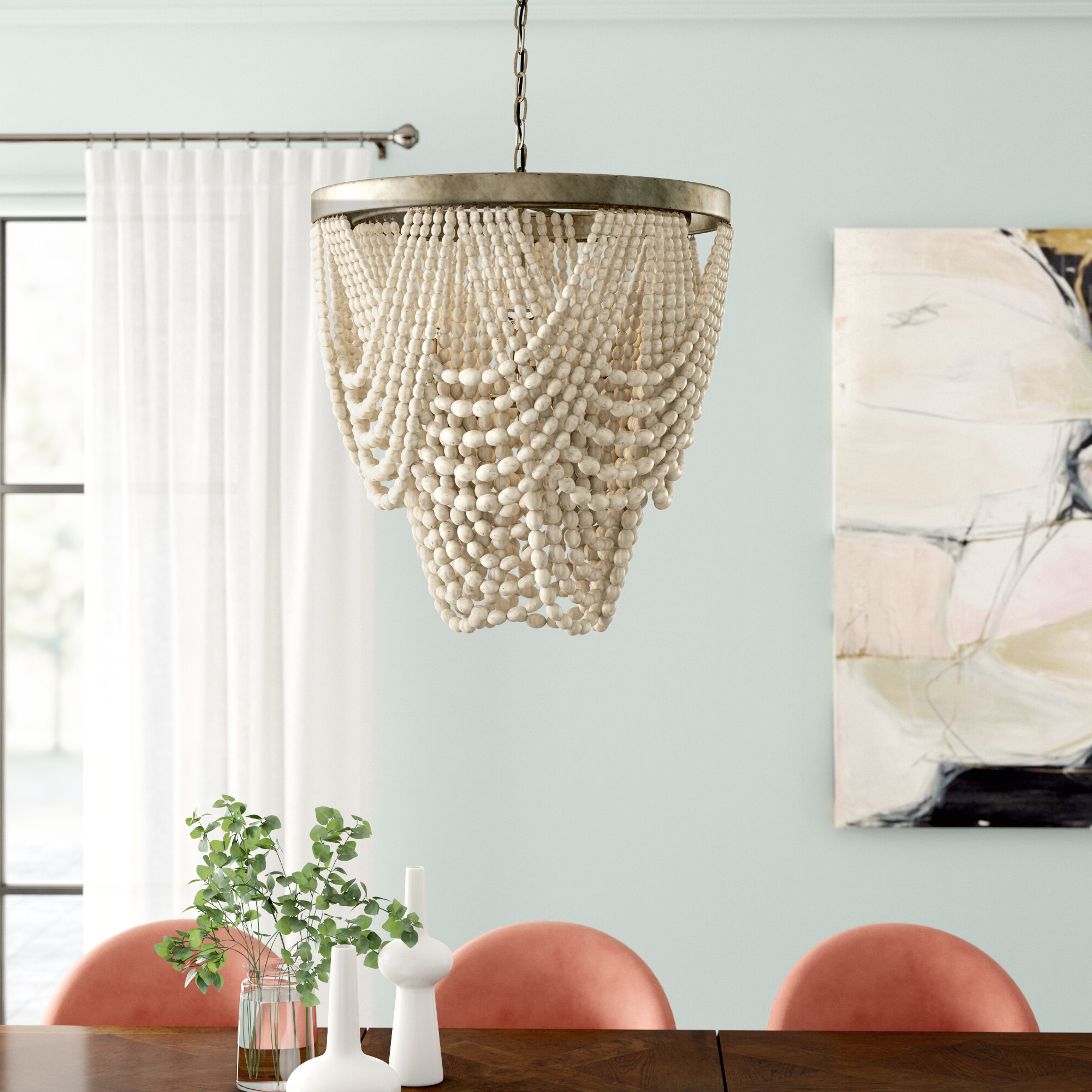 Hatfield 3 Light Novelty Chandeliers Within Most Popular Hatfield 3 Light Novelty Chandelier (View 4 of 20)