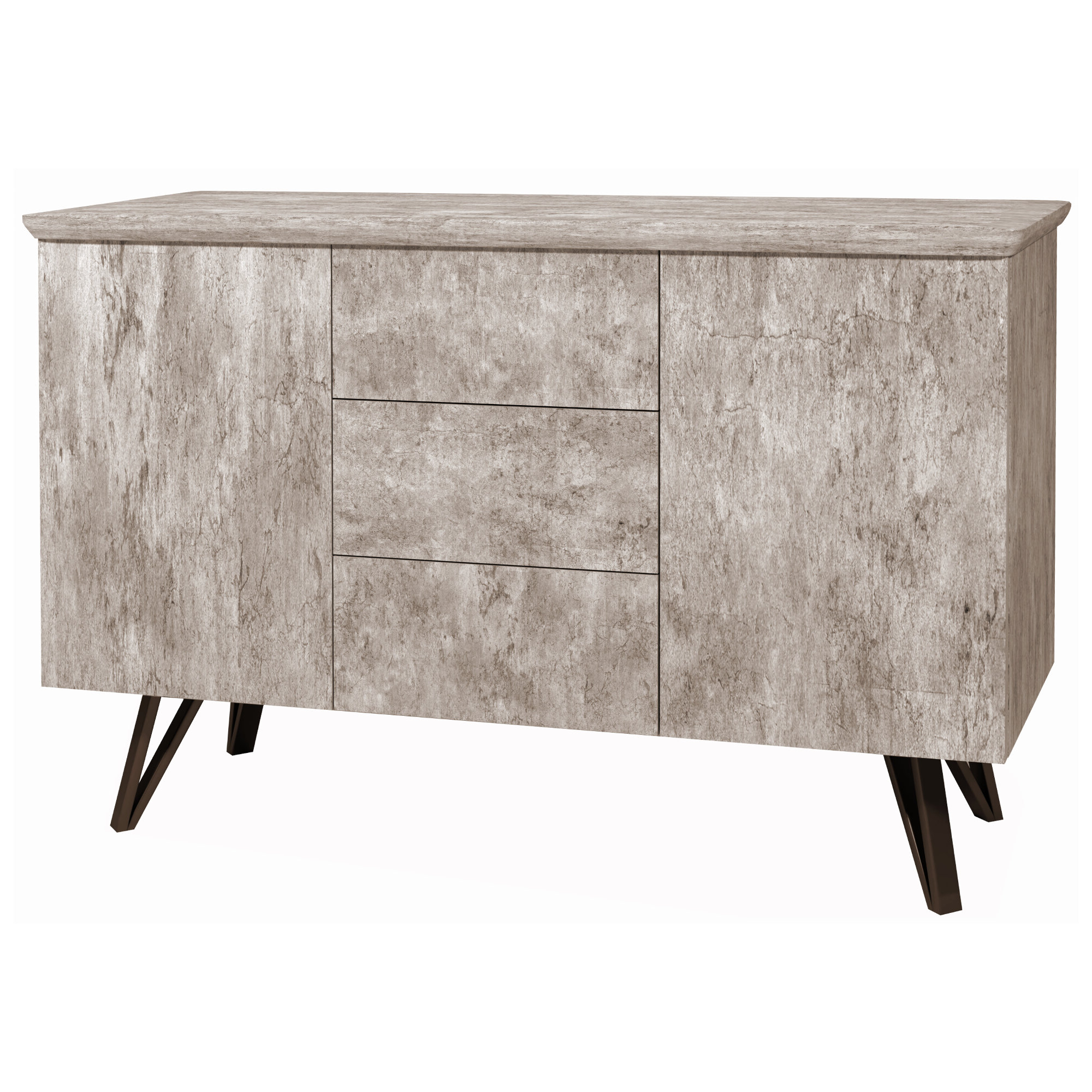 Hazzard Sideboard With Preferred Emmaline Sideboards (View 9 of 20)