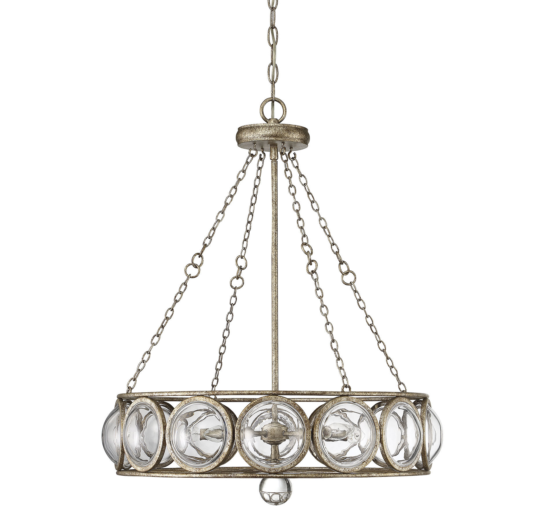 Hermione 5 Light Drum Chandeliers Within Latest Nellie 5 Light Drum Chandelier (View 7 of 20)
