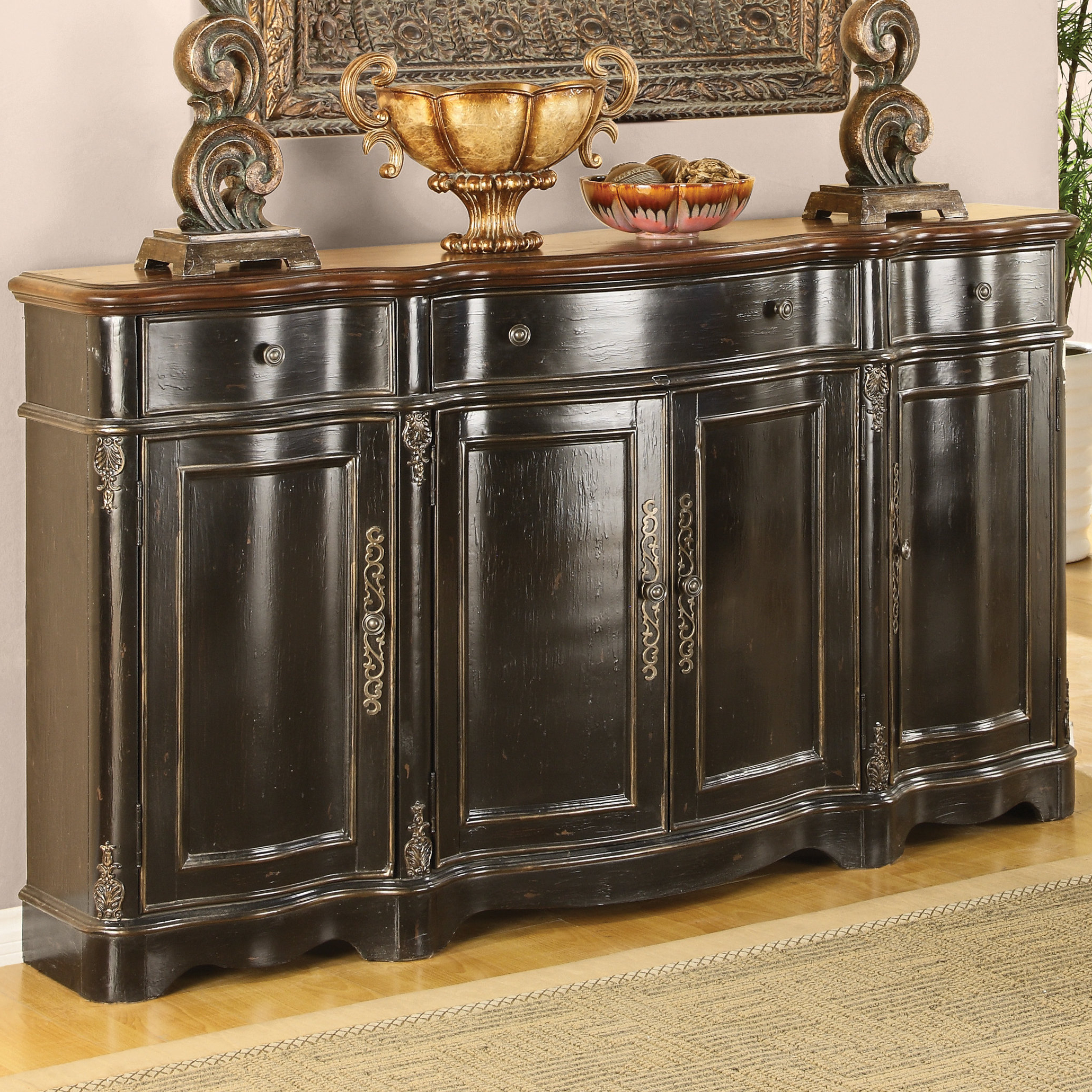Hewlett Sideboard With Well Liked Chalus Sideboards (View 8 of 20)