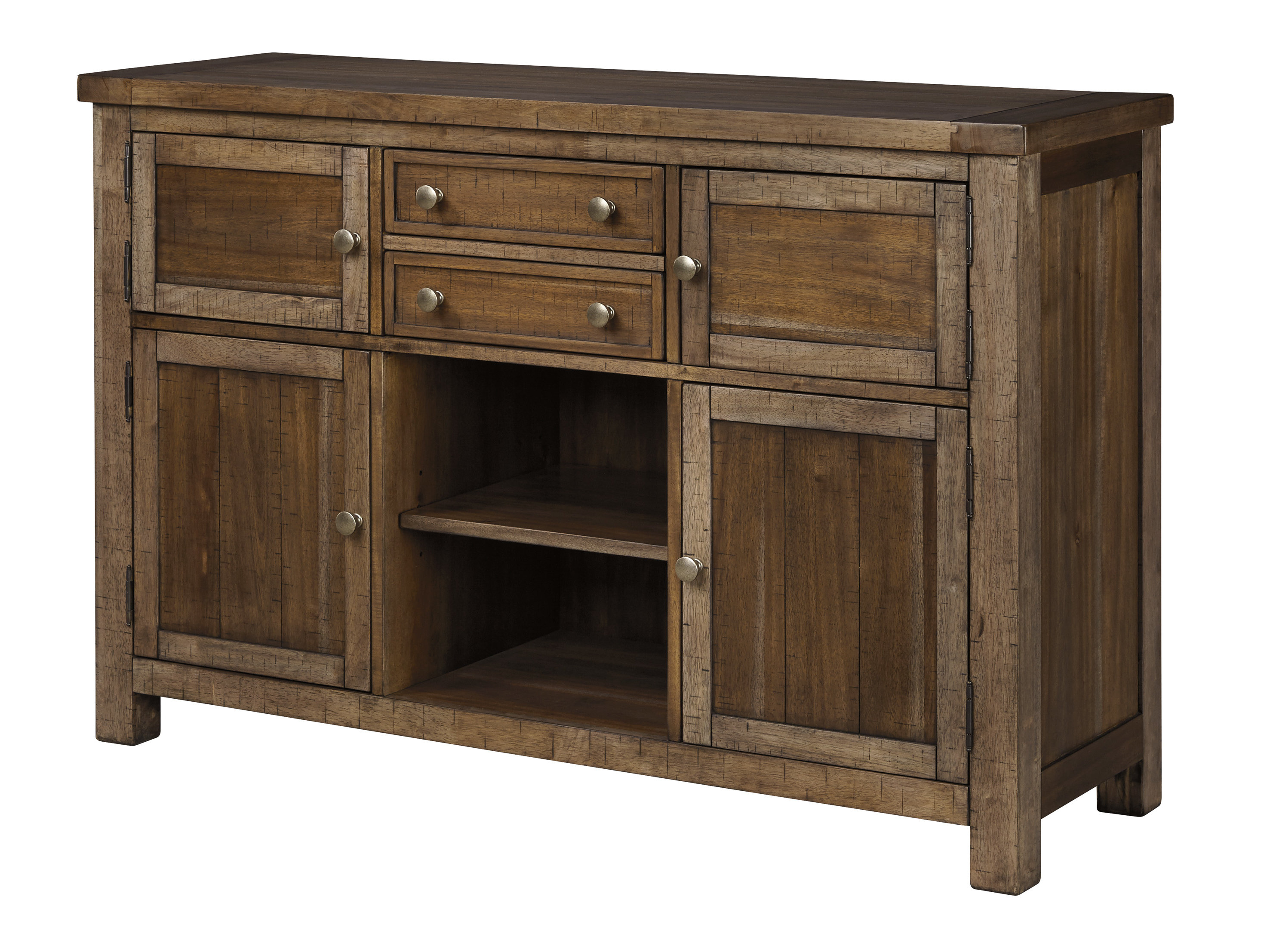 Hillary Dining Room Buffet Table For Well Known Whitten Sideboards (View 6 of 20)