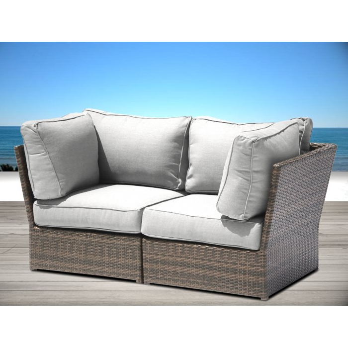Huddleson Loveseats With Cushion For Popular Simmerman Loveseat With Cushions (View 13 of 20)