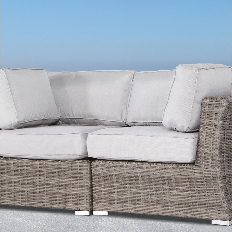 Huddleson Loveseats With Cushion In Most Up To Date Huddleson Contemporary Loveseat With Cushion (View 8 of 20)