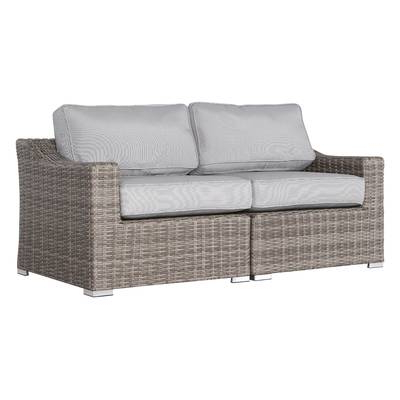 Huddleson Loveseats With Cushion Intended For Favorite Huddleson Contemporary Loveseat With Cushion & Reviews (View 11 of 20)