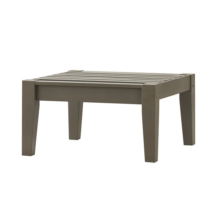 Hursey Outdoor Ottoman In Best And Newest Hursey Patio Sectionals (Gallery 7 of 20)
