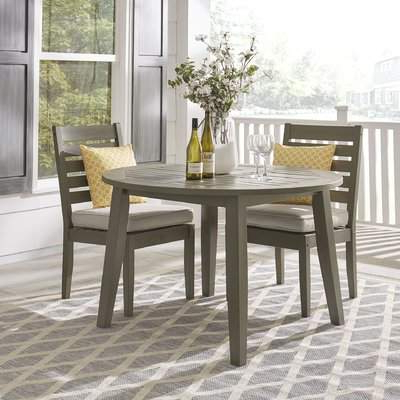Hursey Patio Sofas Within Trendy Hursey Wooden Dining Table (View 18 of 20)