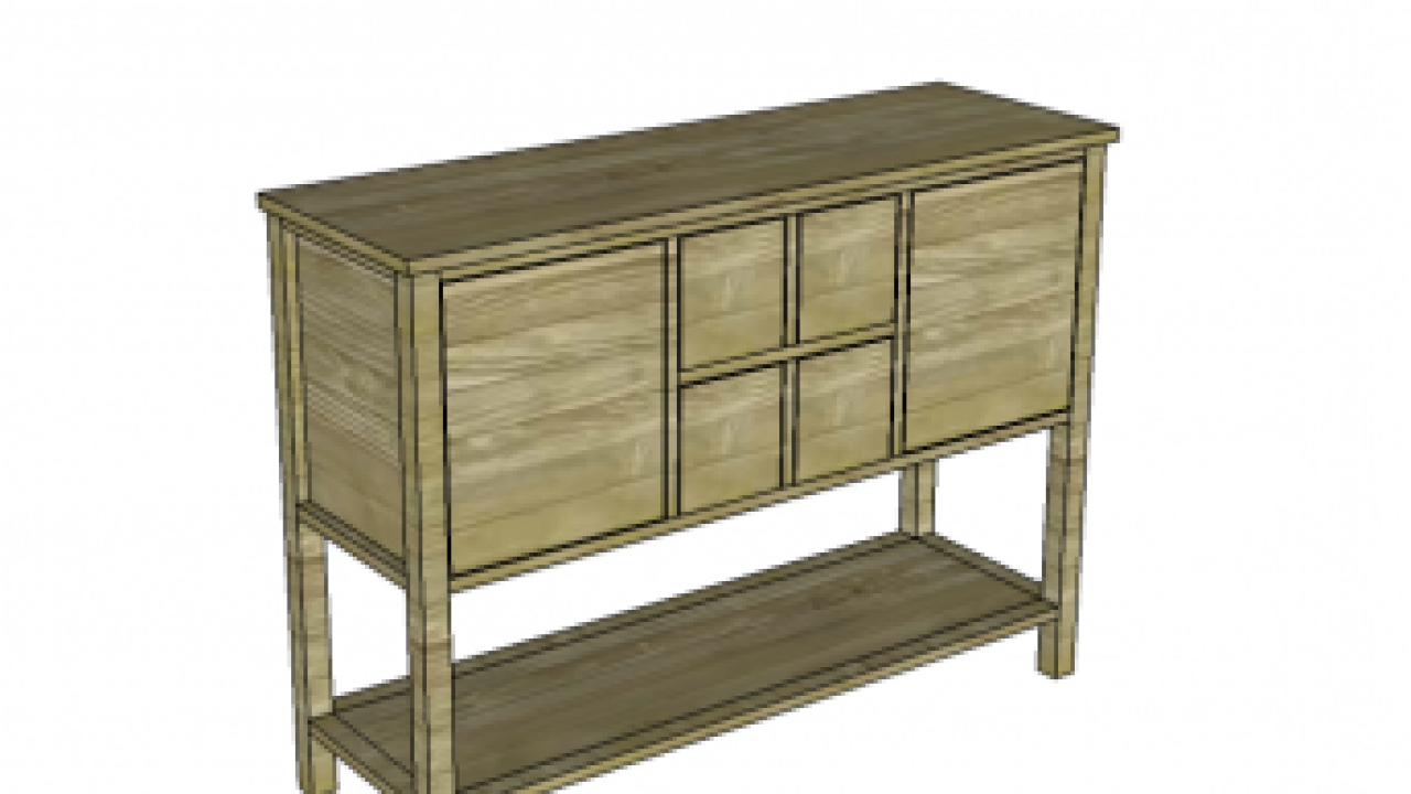 In Cher Sideboards (View 12 of 20)
