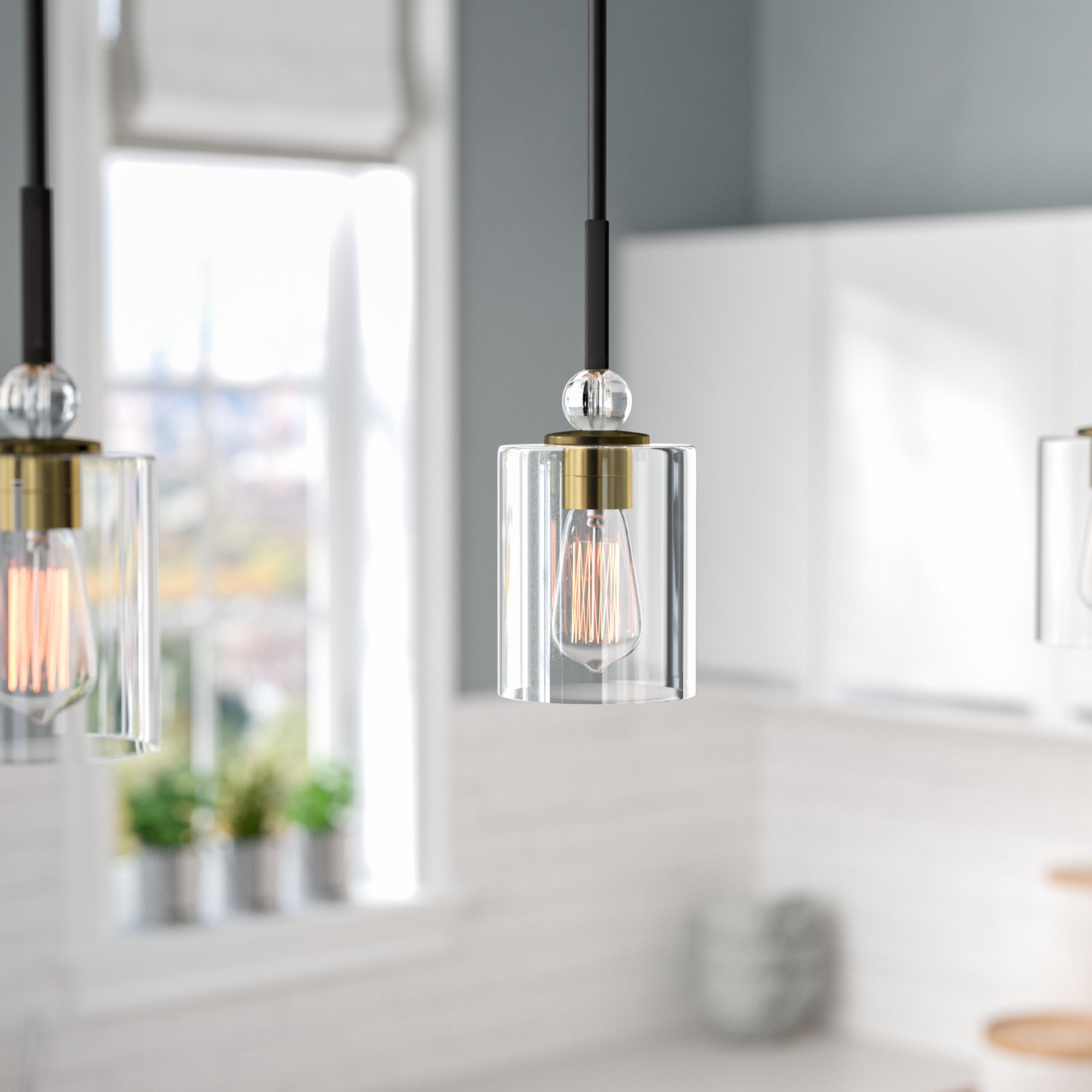 Jayce 1 Light Cylinder Pendants Within Most Up To Date Friedman 1 Light Single Cylinder Pendant (View 10 of 20)