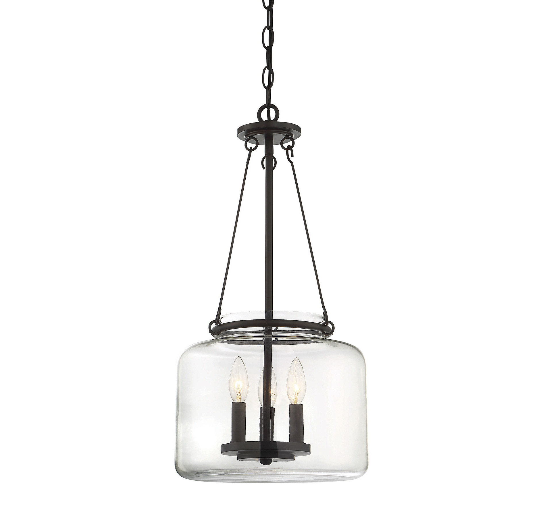 Jean Baptiste 3 Light Drum Pendant Throughout Well Liked Kilby 1 Light Pendants (View 15 of 20)