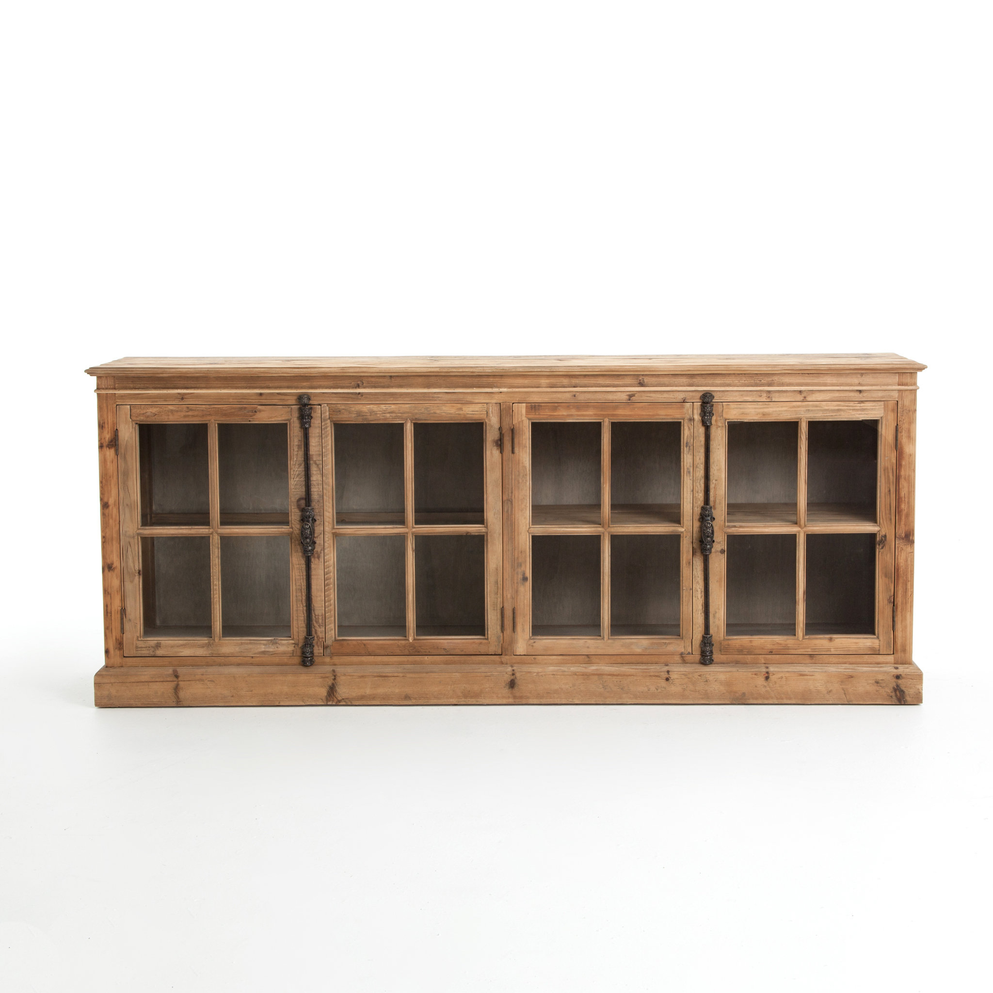 Jessenia Sideboards With Widely Used Berkeley Display Sideboard (View 8 of 20)