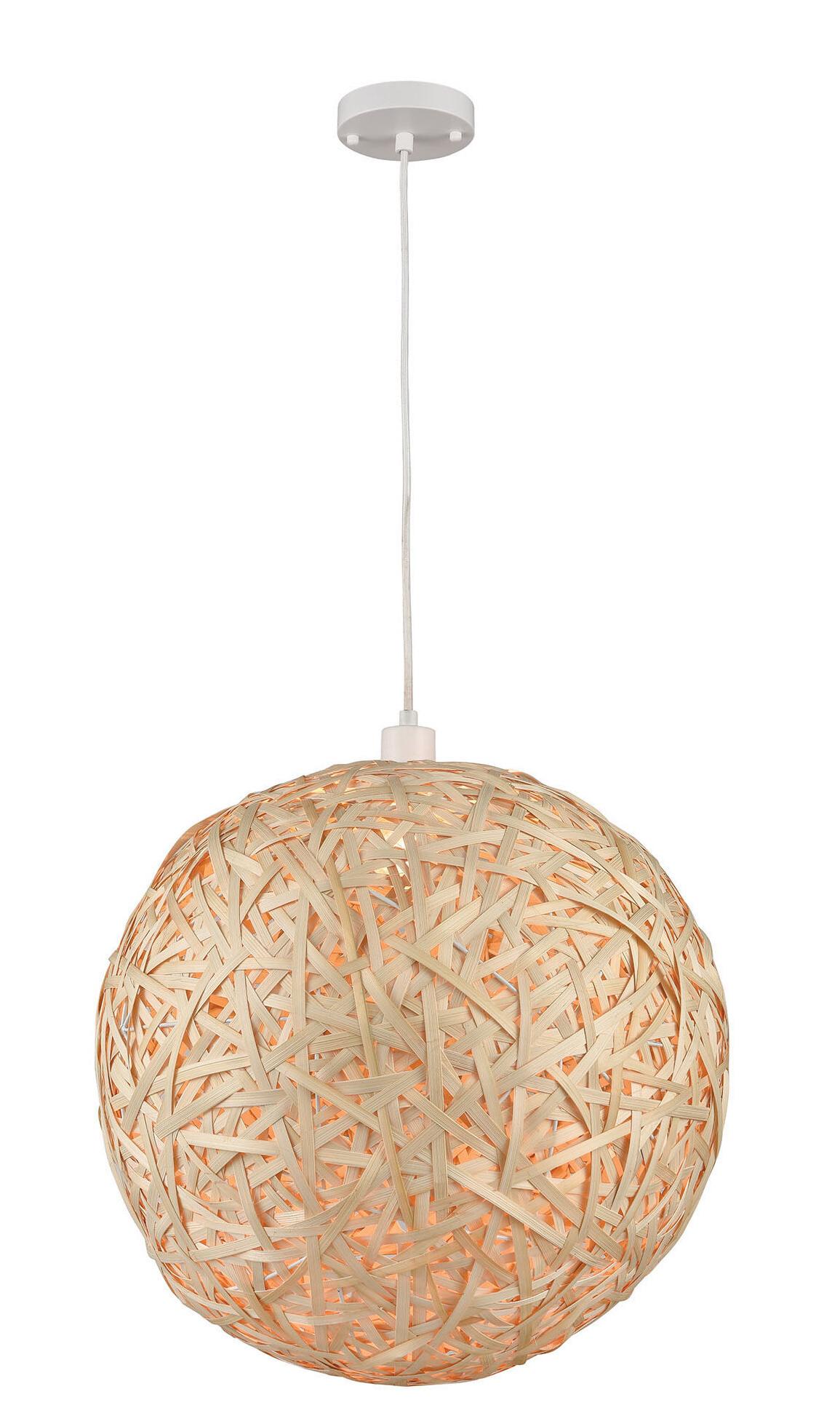 Jodi 1 Light Globe Pendant Pertaining To Newest Devereaux 1 Light Single Globe Pendants (Gallery 6 of 20)
