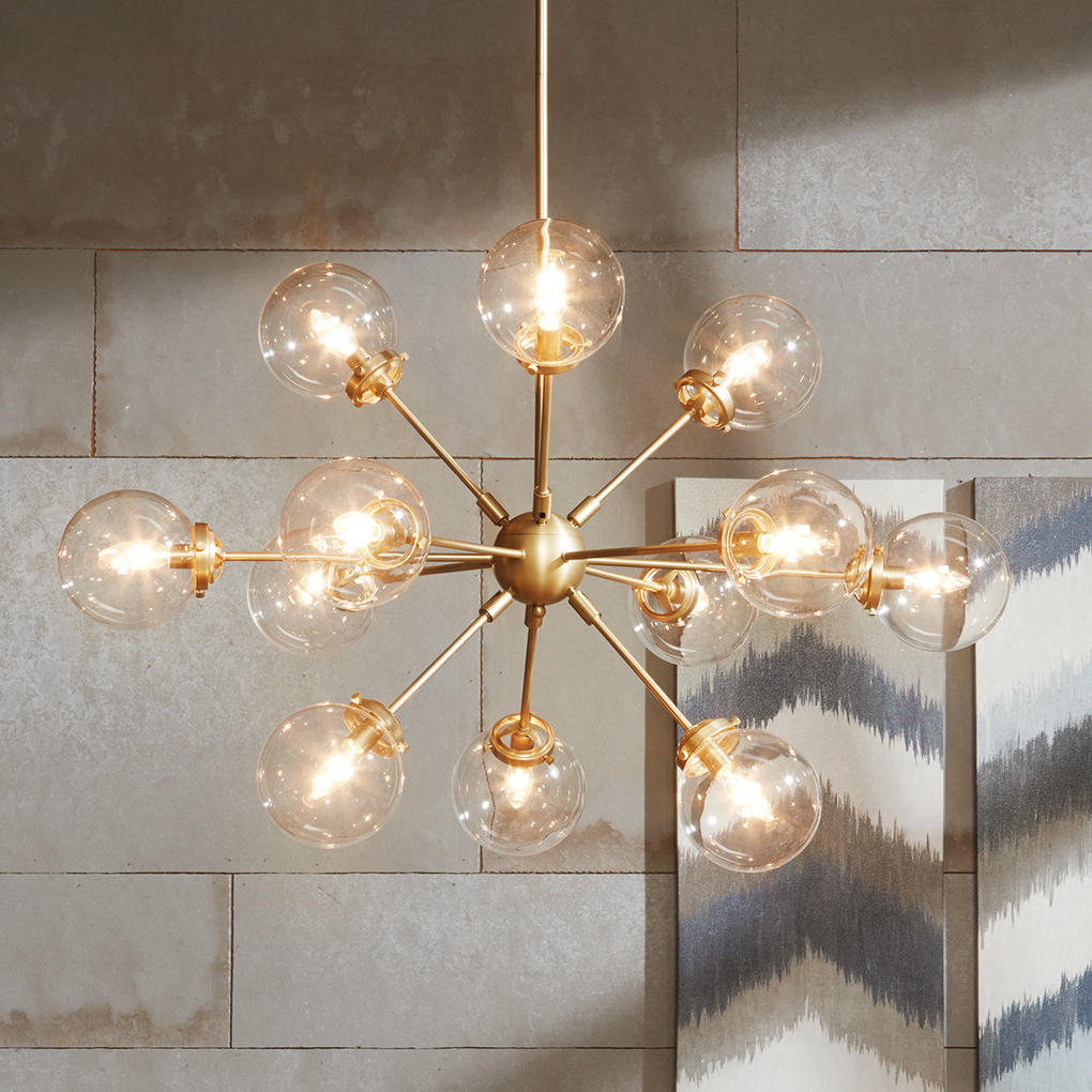 Joss & Main Regarding Well Known Asher 12 Light Sputnik Chandeliers (Gallery 2 of 20)