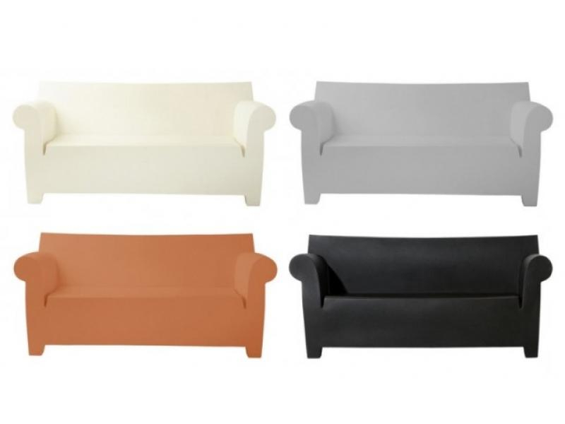 Kartell – Bubble Club Sofa With Well Known Bubble Club Sofas (View 9 of 20)