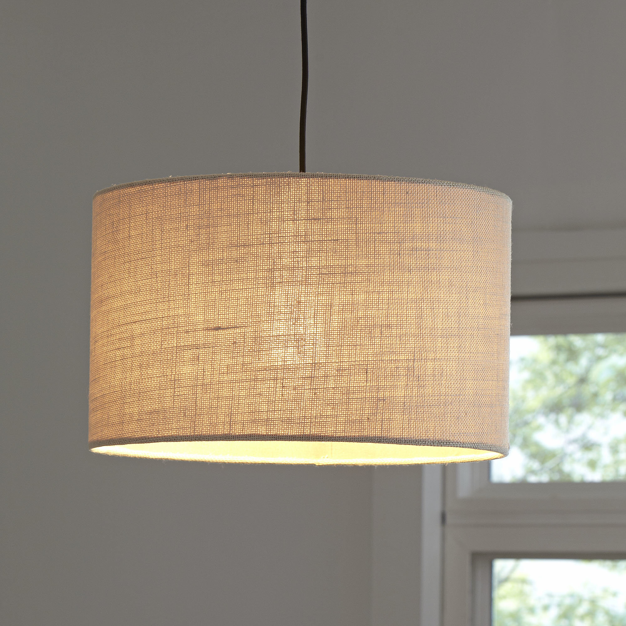 Kasey 3 Light Single Drum Pendants Regarding Well Known Spofford 1 Light Single Drum Pendant (Gallery 13 of 20)