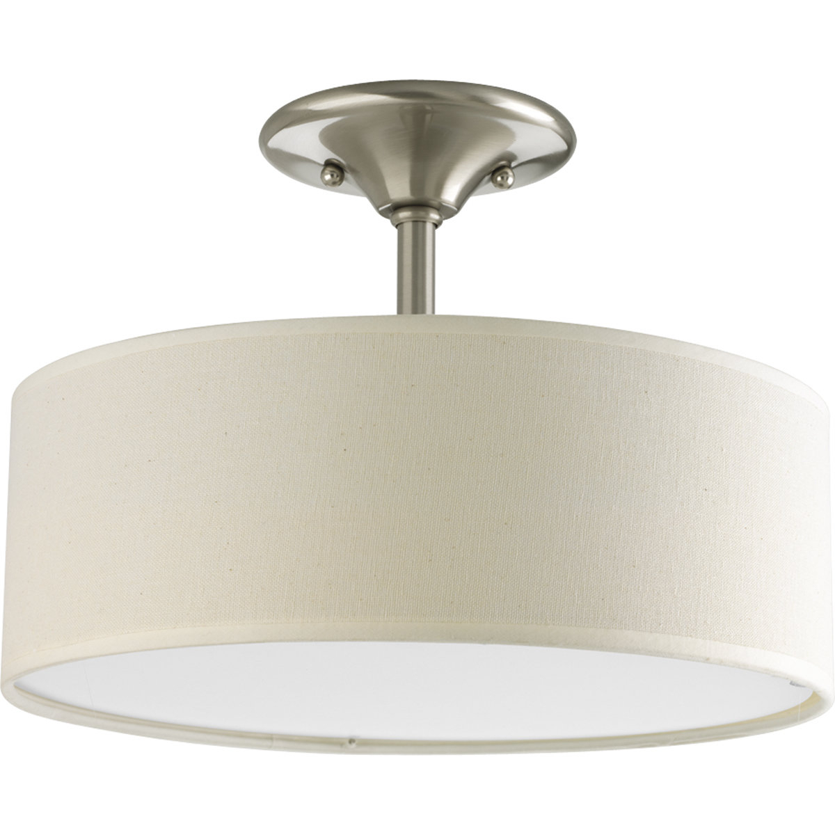 Kasey 3 Light Single Drum Pendants Throughout Preferred Modern & Contemporary Drum Shade Pendant (View 9 of 20)