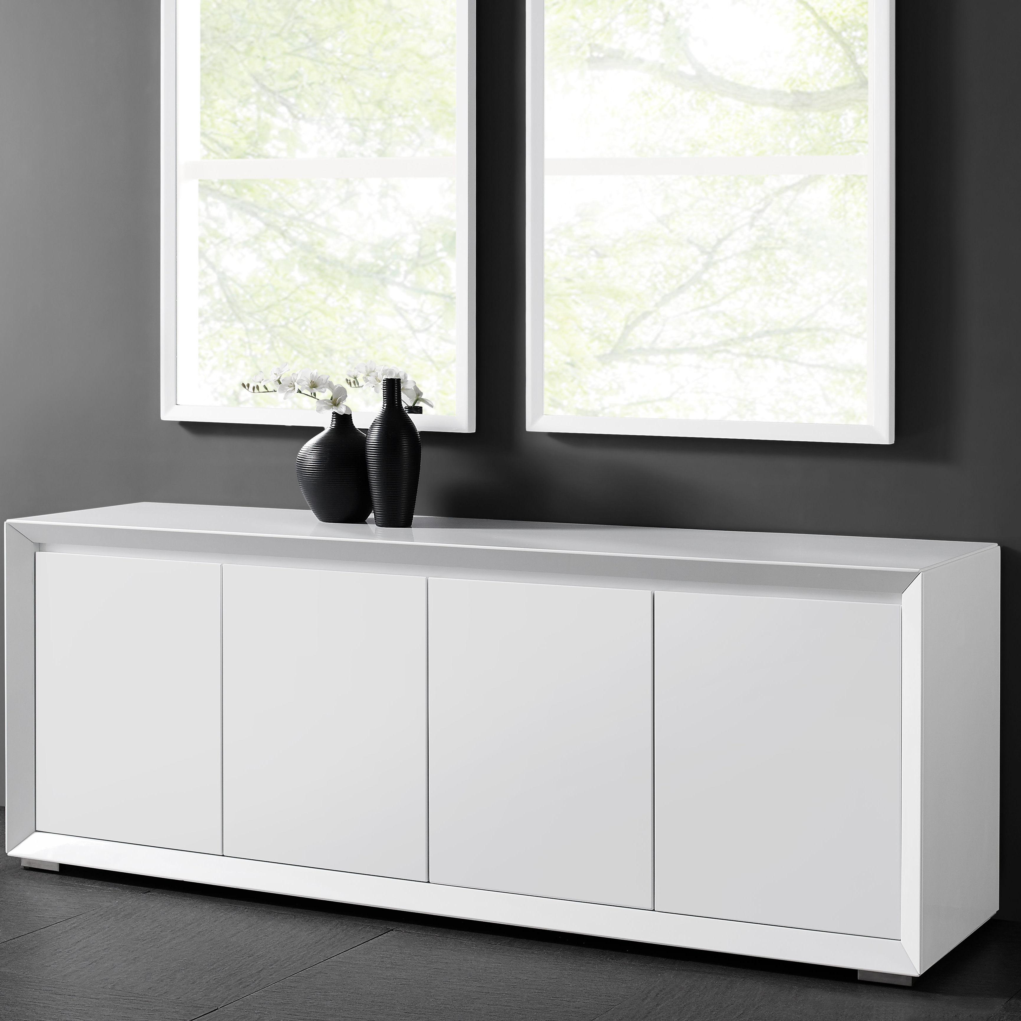 Kazuko Sideboard Intended For Best And Newest Wendell Sideboards (View 7 of 20)