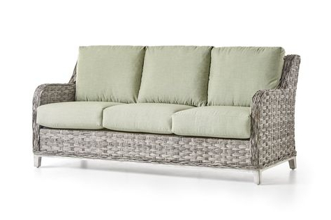Keever Patio Sofas With Sunbrella Cushions Throughout Well Known Pinterest – Chile (View 9 of 20)