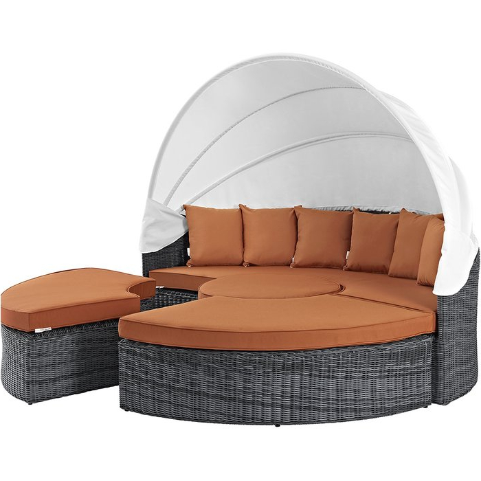 Keiran Daybed With Cushions In Most Recently Released Keiran Daybeds With Cushions (Gallery 9 of 20)