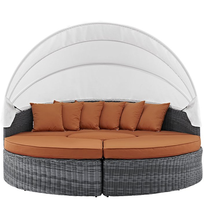 Keiran Daybed With Cushions With Widely Used Keiran Daybeds With Cushions (View 6 of 20)