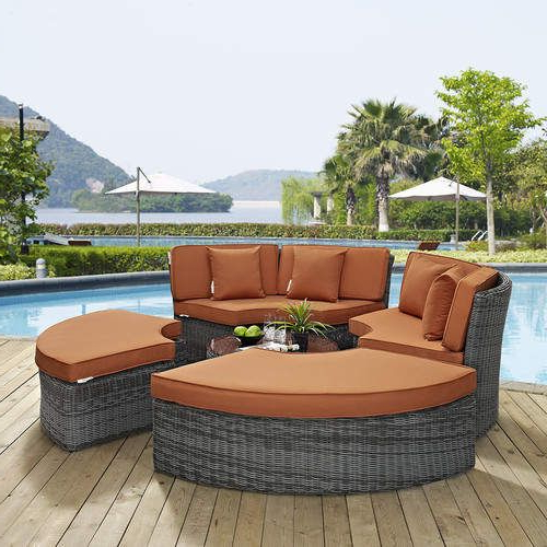 Keiran Daybed With Cushions (View 8 of 20)