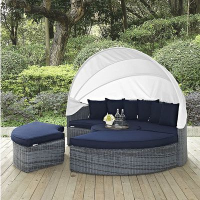 Keiran Daybeds With Cushions For Well Known Brayden Studio Keiran Daybed With Cushions (View 9 of 20)