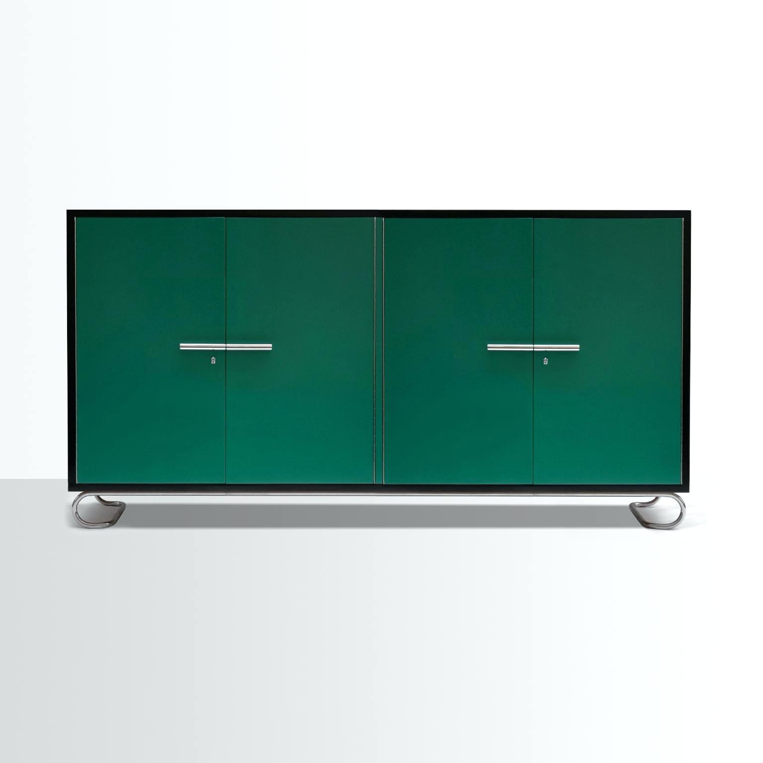 Kieth 4 Door Credenzas Within Most Popular 4 Door Credenza – Canapes (View 8 of 20)