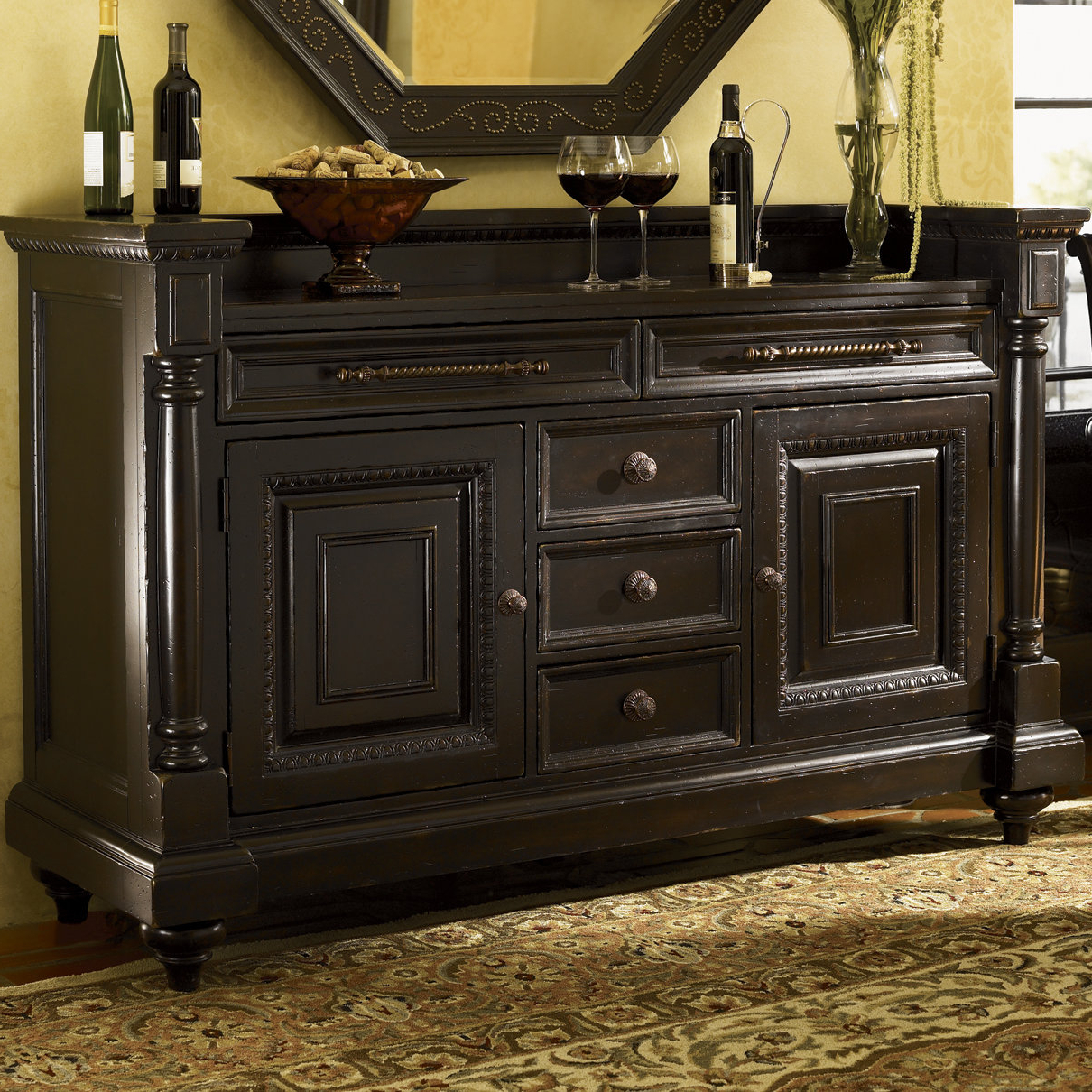 Kingstown Maldive Sideboard With Recent Weinberger Sideboards (View 4 of 20)