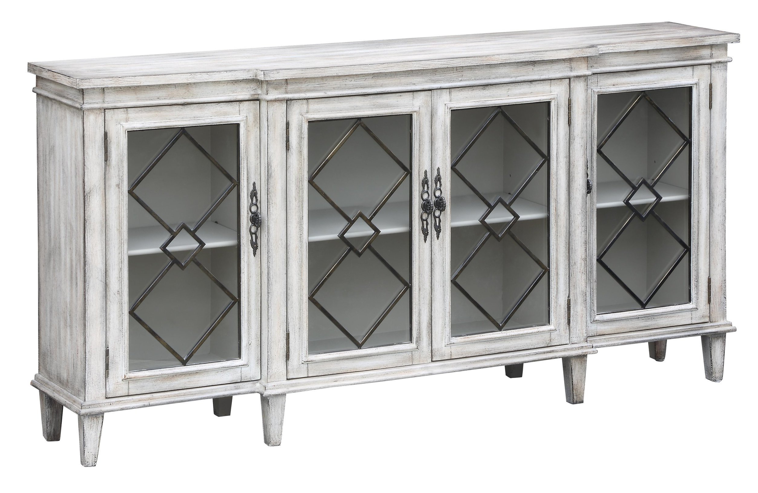 Kinyon Sideboard With Famous Mauldin 3 Door Sideboards (View 15 of 20)