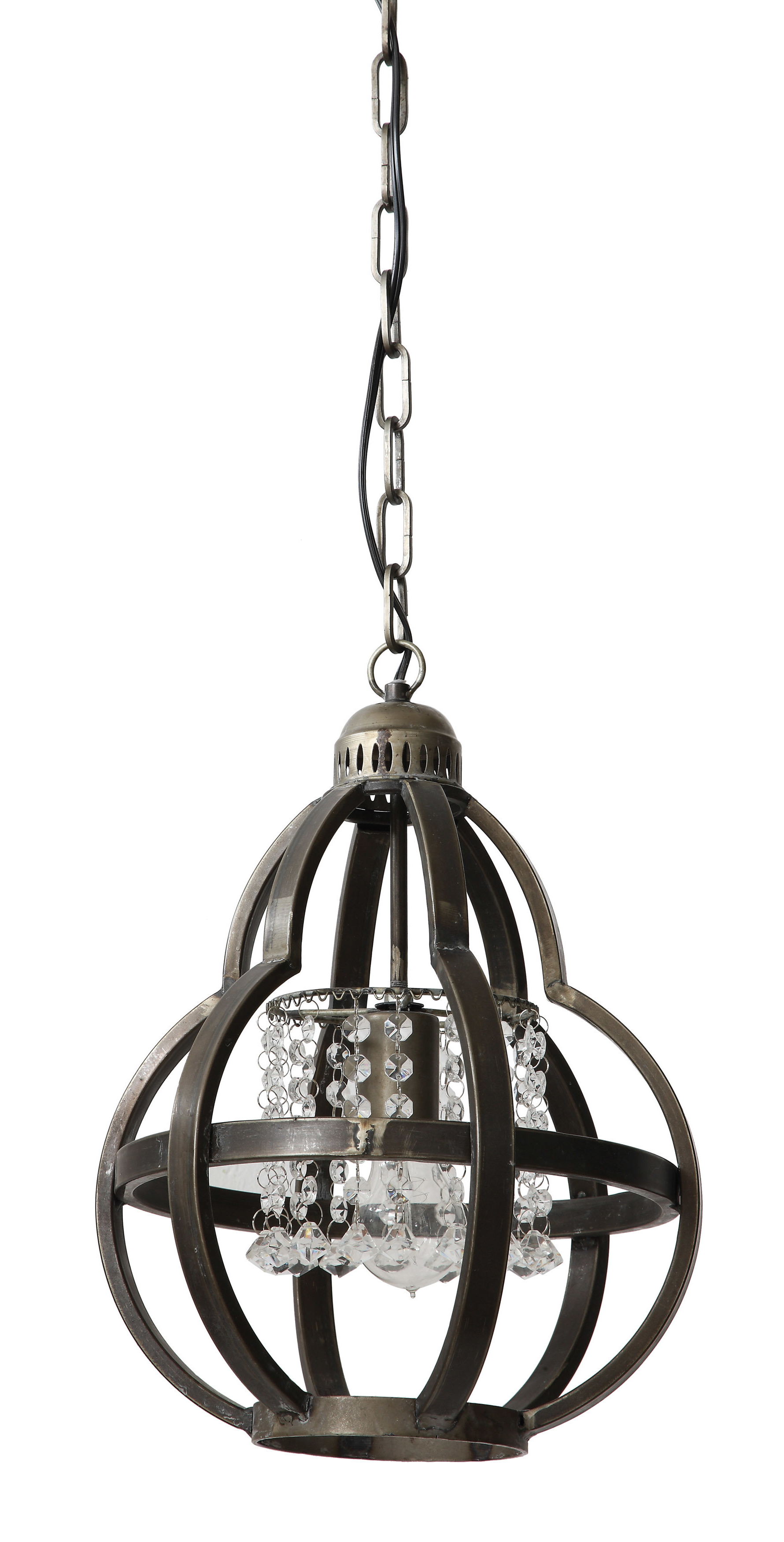 Kliebert 1 Light Single Geometric Pendant Throughout Fashionable Irwin 1 Light Single Globe Pendants (View 10 of 20)