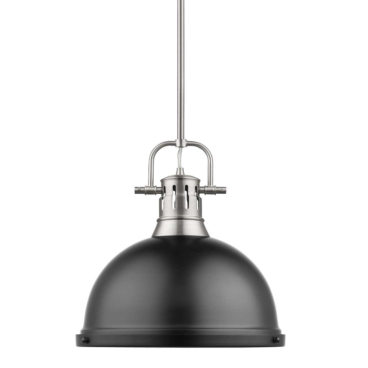 Knoxville 1 Light Single Teardrop Pendants In Well Liked Bodalla 1 Light Single Dome Pendant (View 8 of 20)