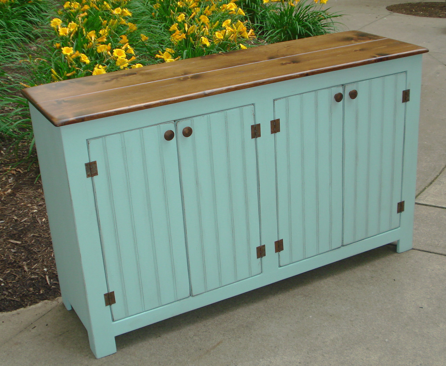 Knoxville Sideboards Regarding Well Known Buffets And Sideboards, Media Console, Farmhouse Buffet, Storage Ideas (View 8 of 20)