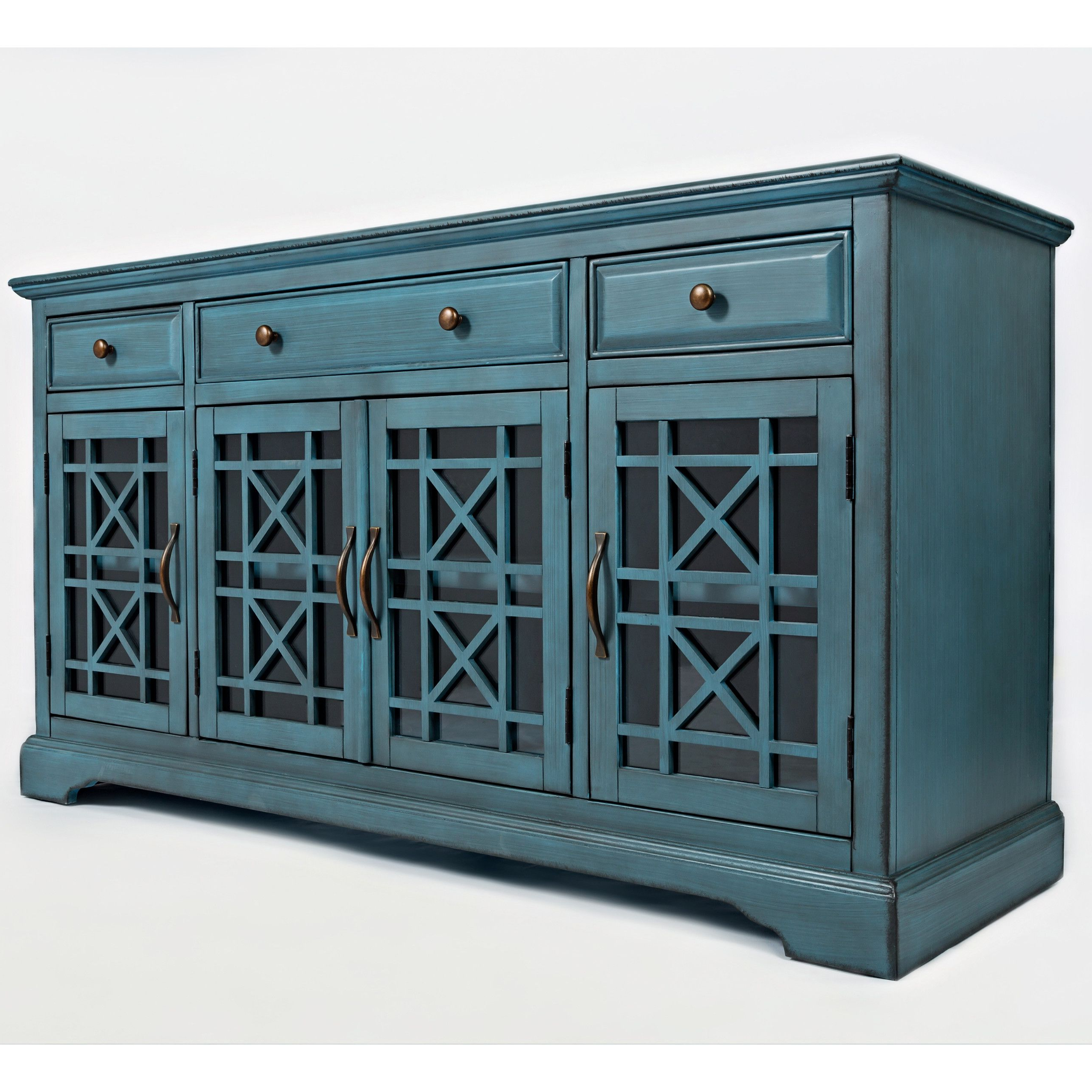 Knoxville Sideboards With Famous Bungalow Rose Tavera Tv Stand (View 9 of 20)