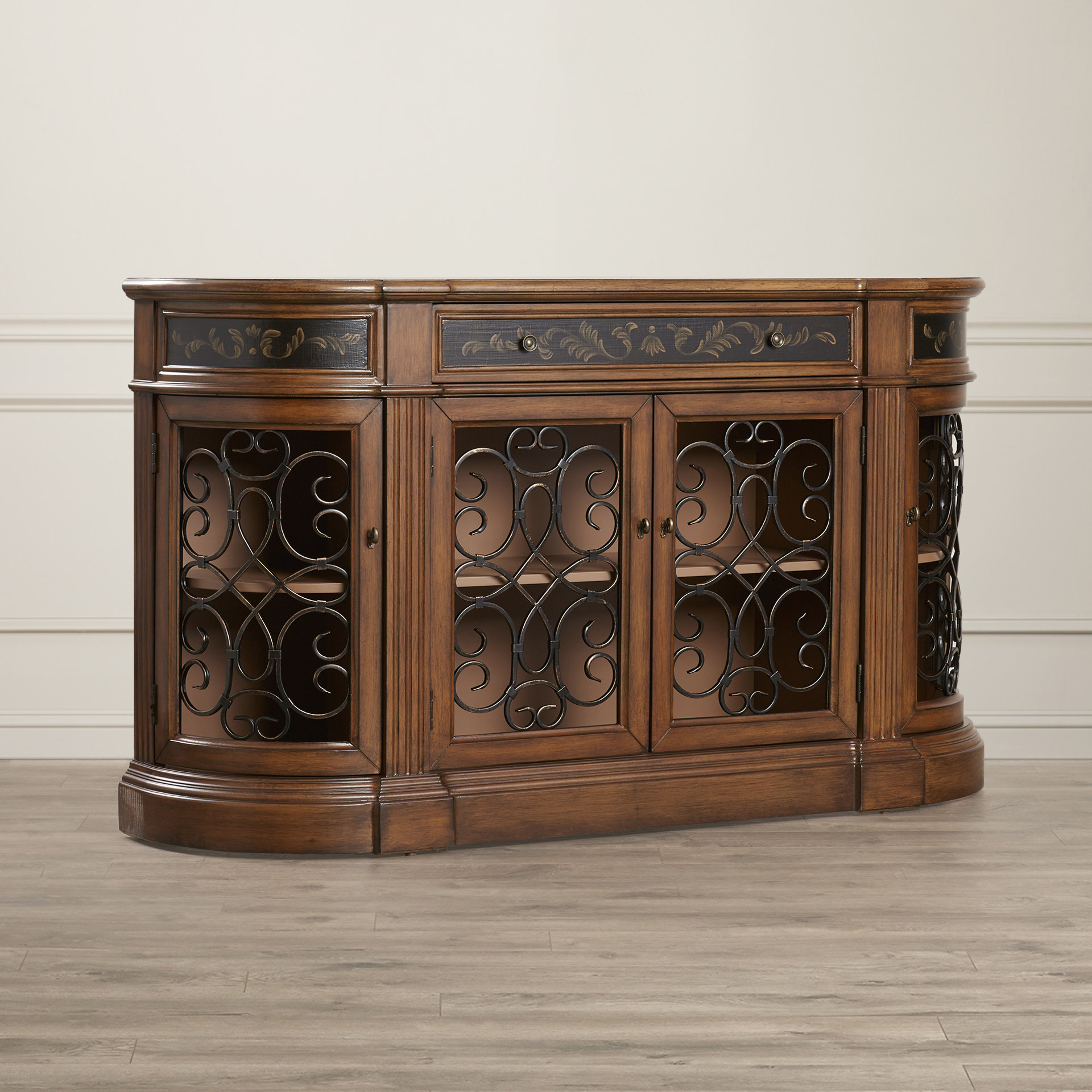 Kronburgh Sideboard Intended For Most Recent Chalus Sideboards (Gallery 11 of 20)