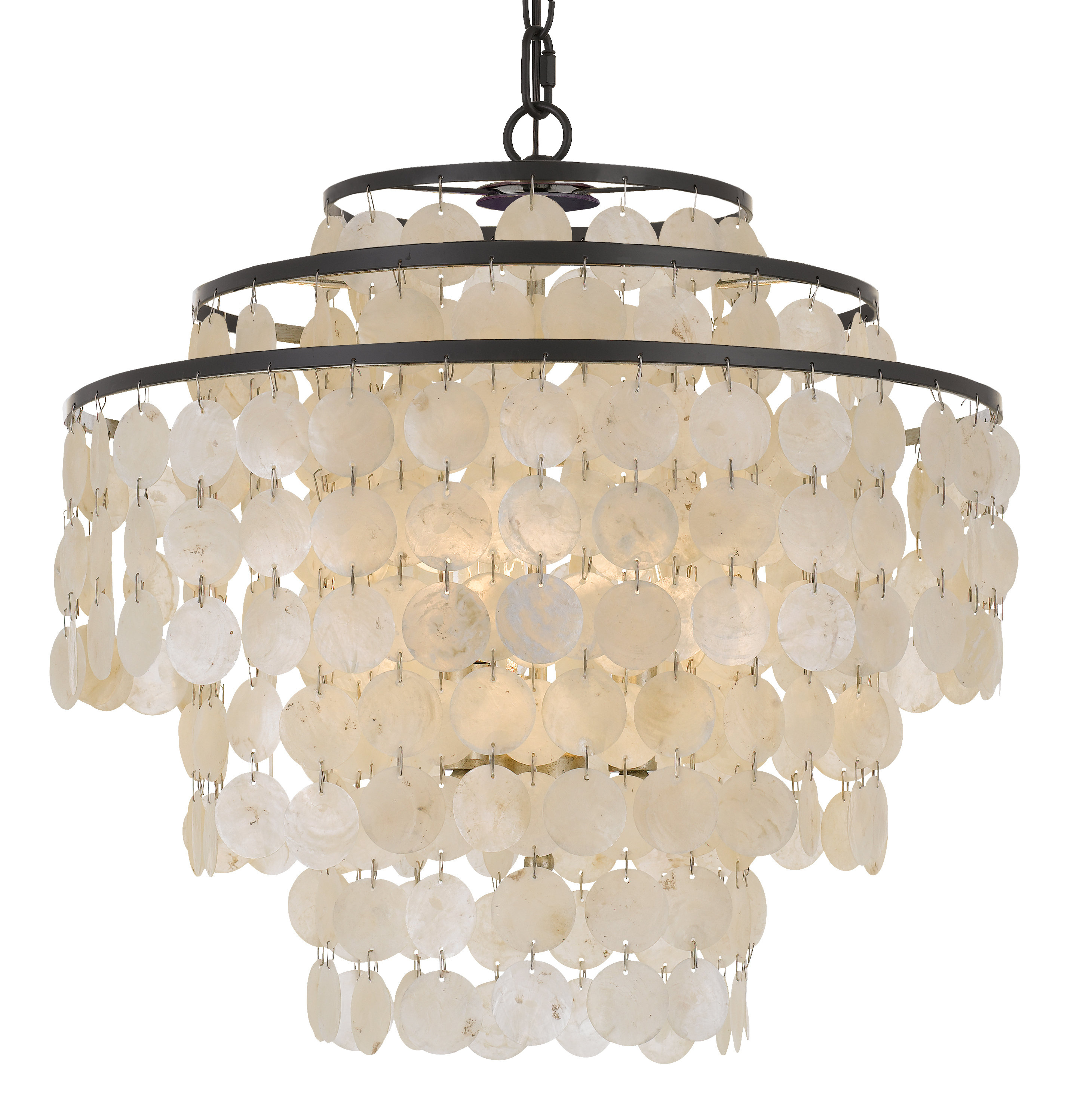 Ladonna 5 Light Novelty Chandeliers Intended For Preferred Modern & Contemporary Bling Chandelier (View 19 of 20)