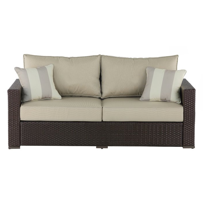 Laguna Outdoor Sofas With Cushions For Most Popular Laguna Outdoor Sofa With Cushions (Gallery 1 of 20)