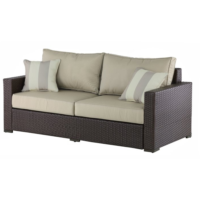 Laguna Outdoor Sofas With Cushions With Regard To Current Laguna Outdoor Sofa With Cushions (Gallery 2 of 20)