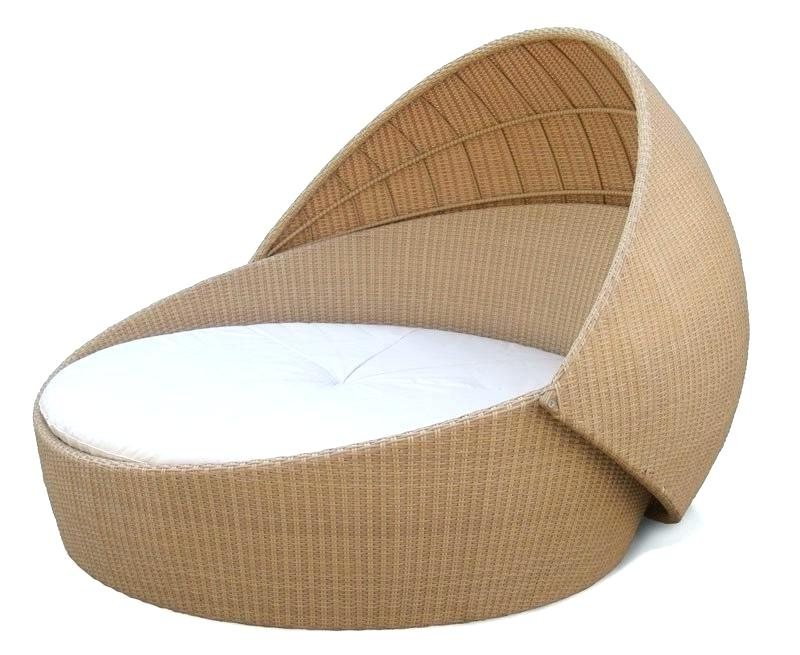 Lammers Outdoor Wicker Daybeds With Cushions Intended For Latest Outdoor Wicker Daybed – Mobilejesus (View 10 of 20)