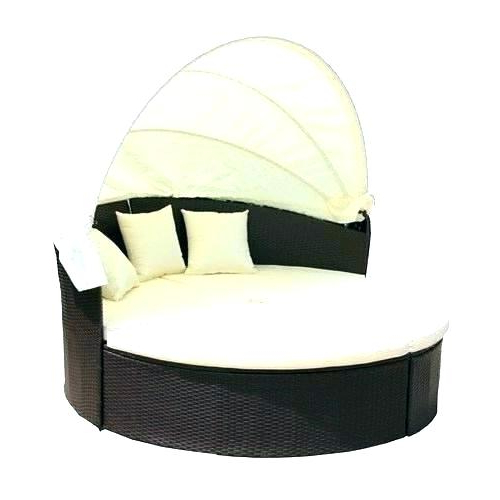 Lammers Outdoor Wicker Daybeds With Cushions Within Most Popular Outdoor Wicker Daybed – Tobycanedy.co (Gallery 20 of 20)