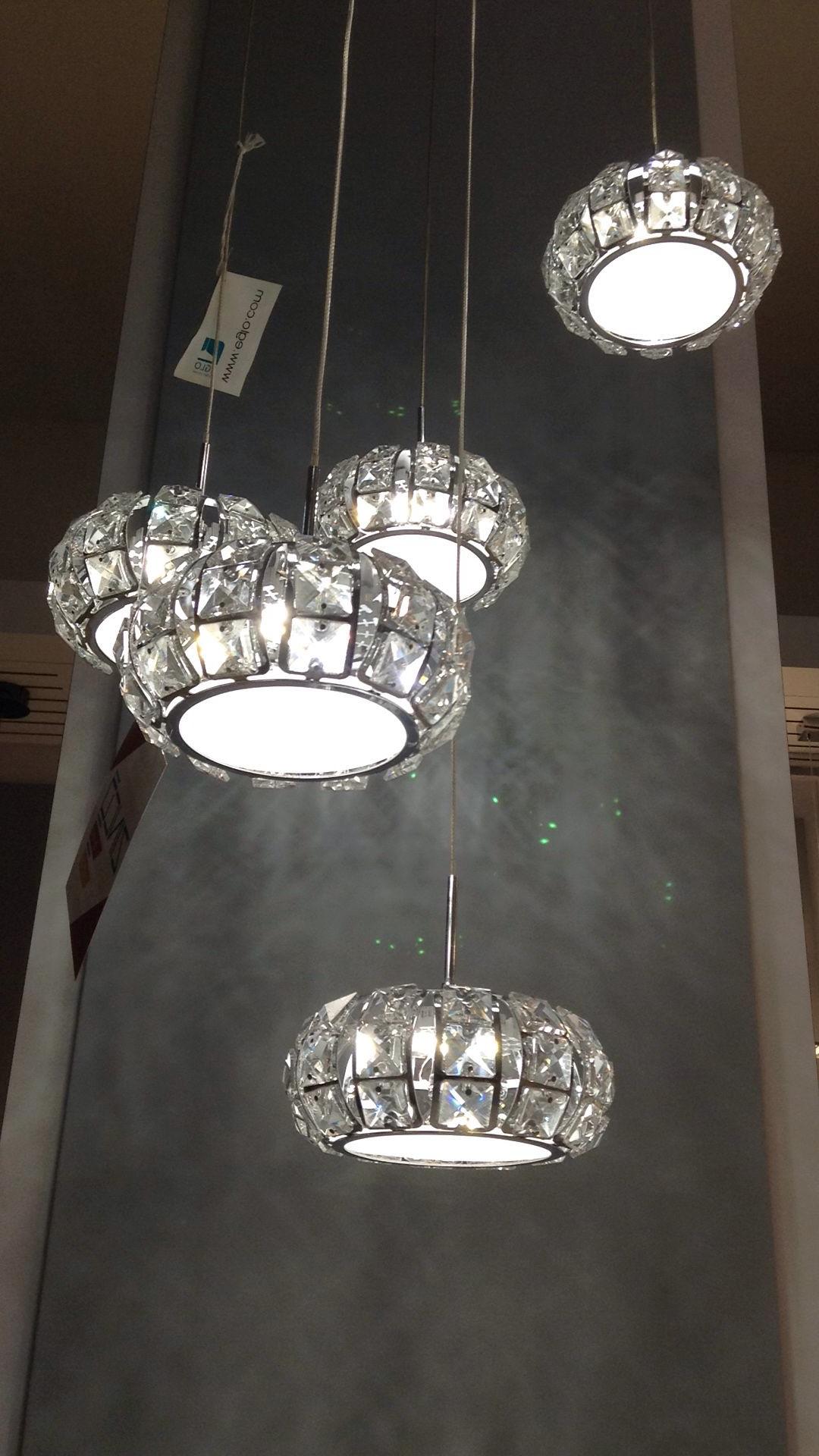 Lampara Corleano Colg Marca Eglo Diaponible En Nuestra Regarding Fashionable Guro 1 Light Cone Pendants (View 9 of 20)
