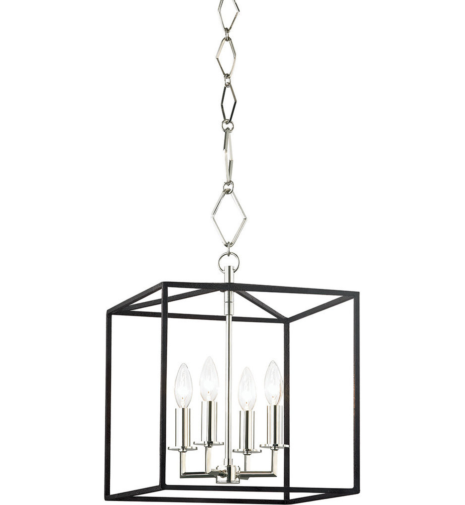Lamps For Rockland 4 Light Geometric Pendants (Gallery 17 of 20)
