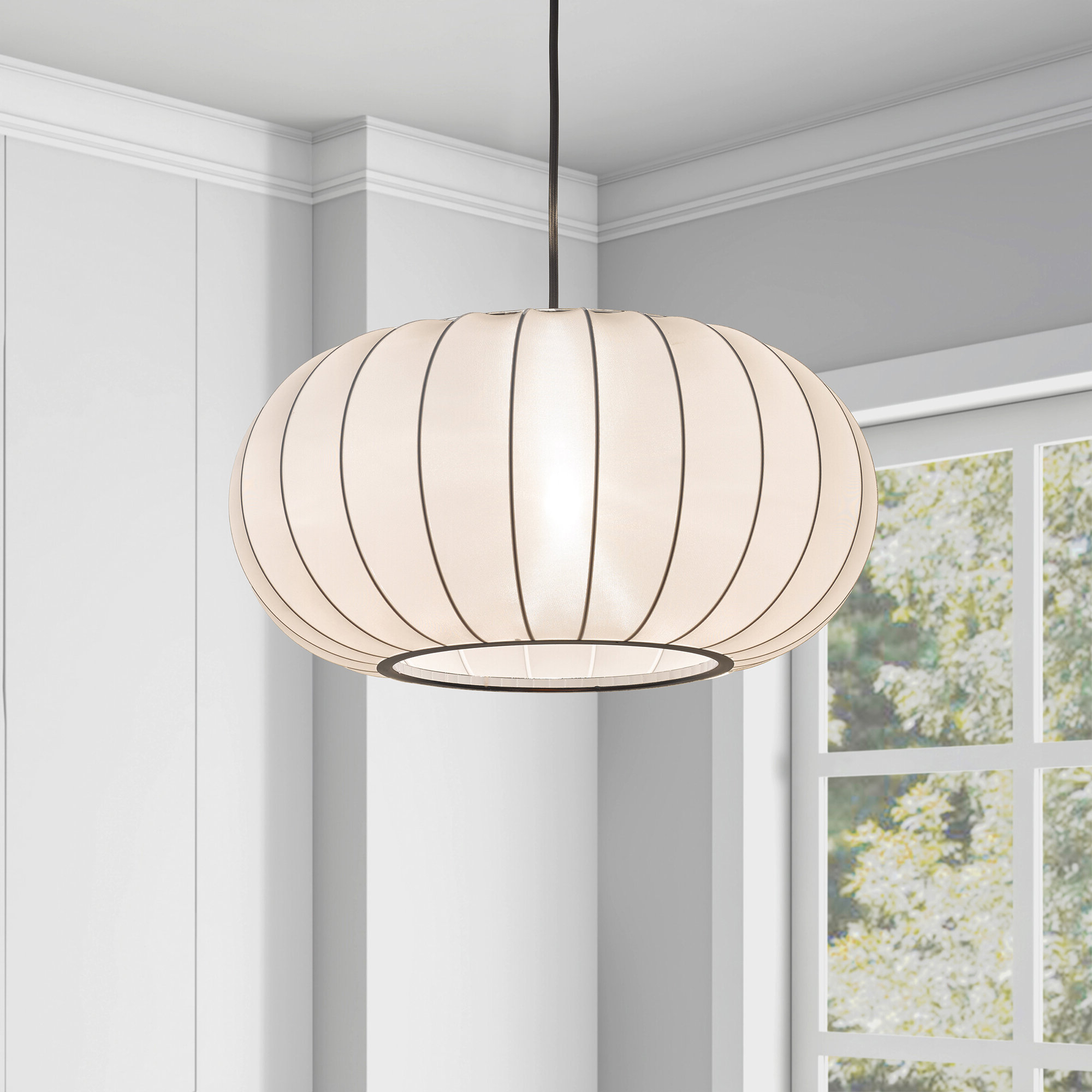 Langley Street Alfredo 3 Light Geometric Chandelier With Favorite Melora 1 Light Single Geometric Pendants (View 7 of 20)