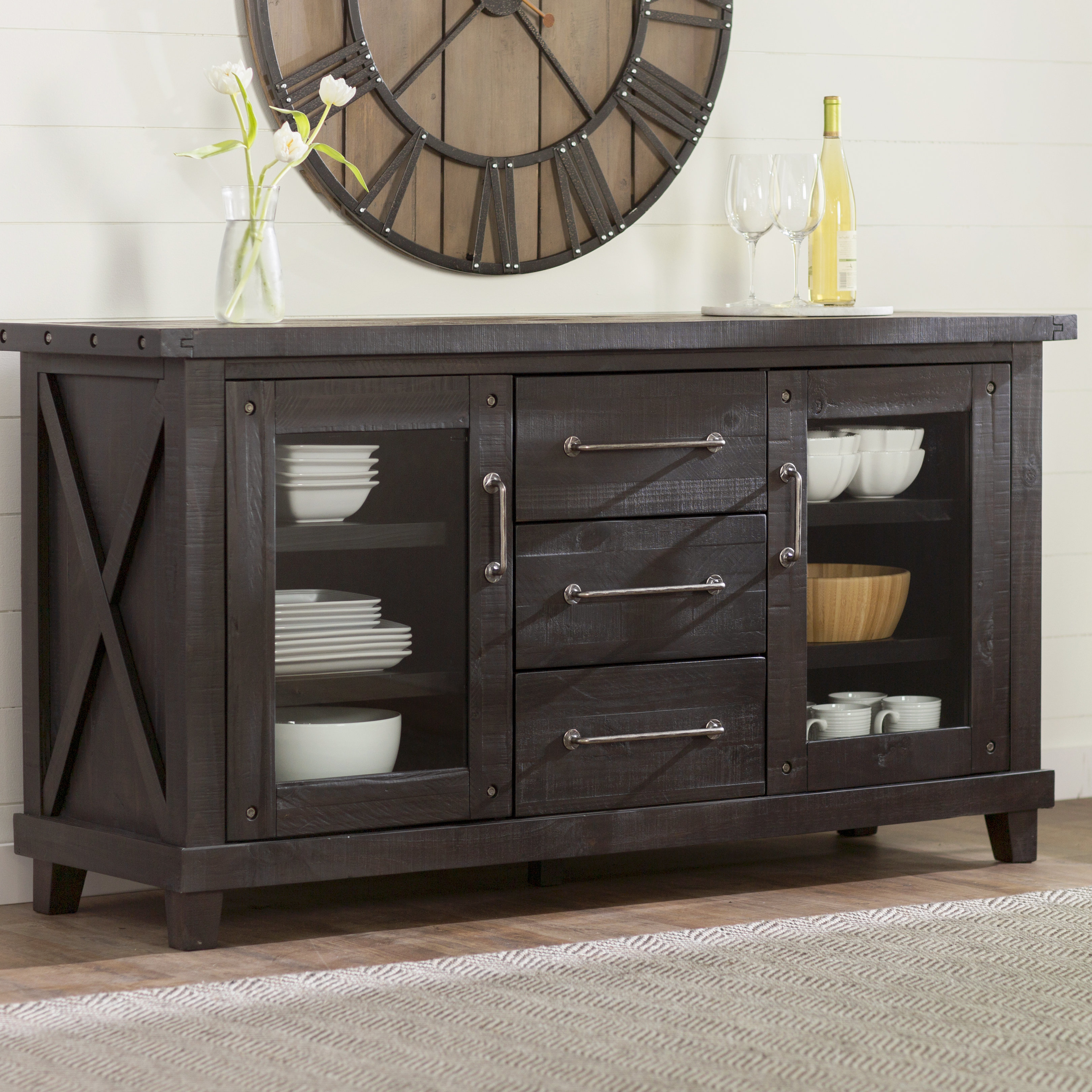 Langsa Sideboard With Newest Alegre Sideboards (Gallery 4 of 20)