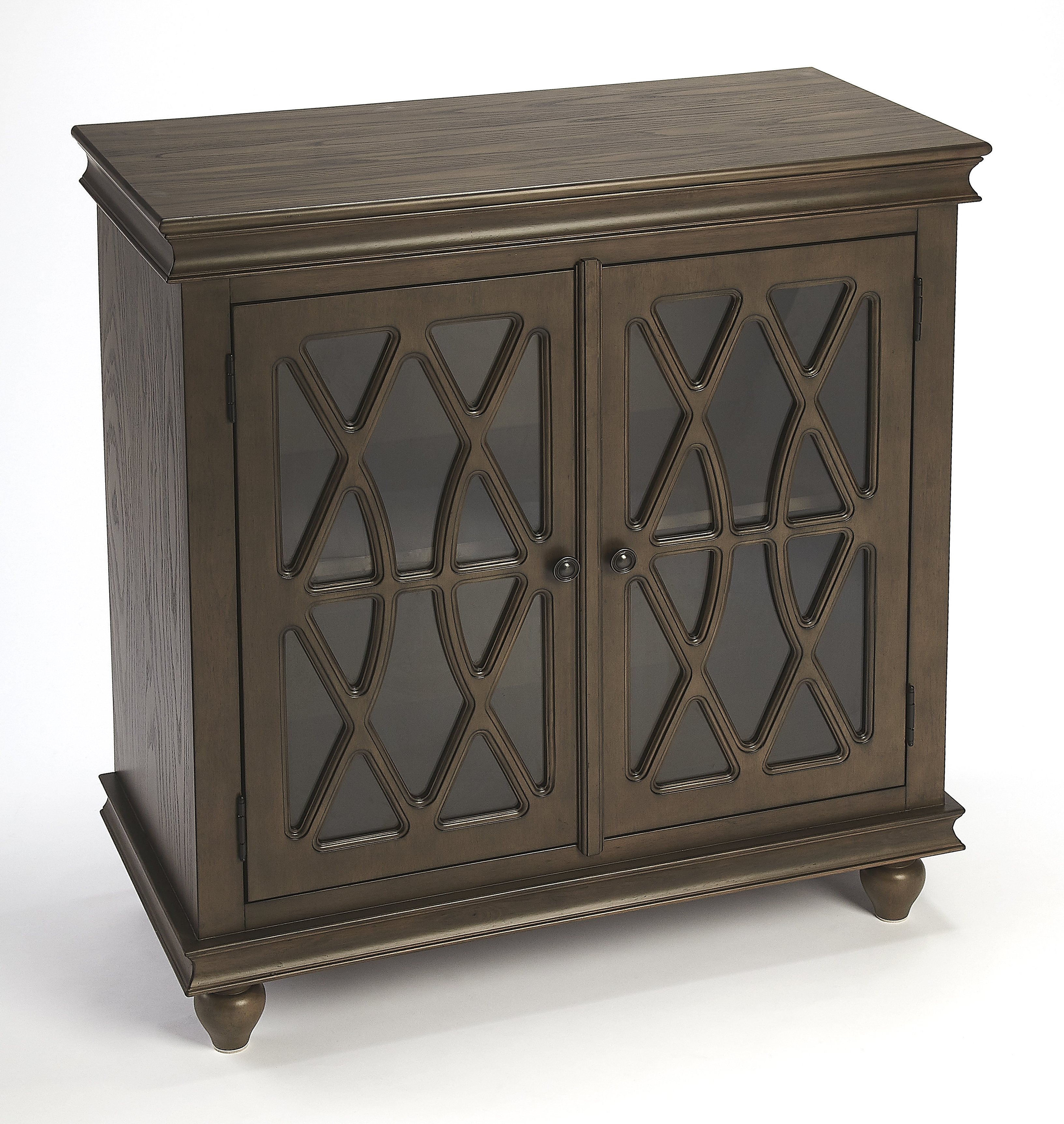 Lansing 2 Door Accent Cabinet With Latest Kara 4 Door Accent Cabinets (View 6 of 20)
