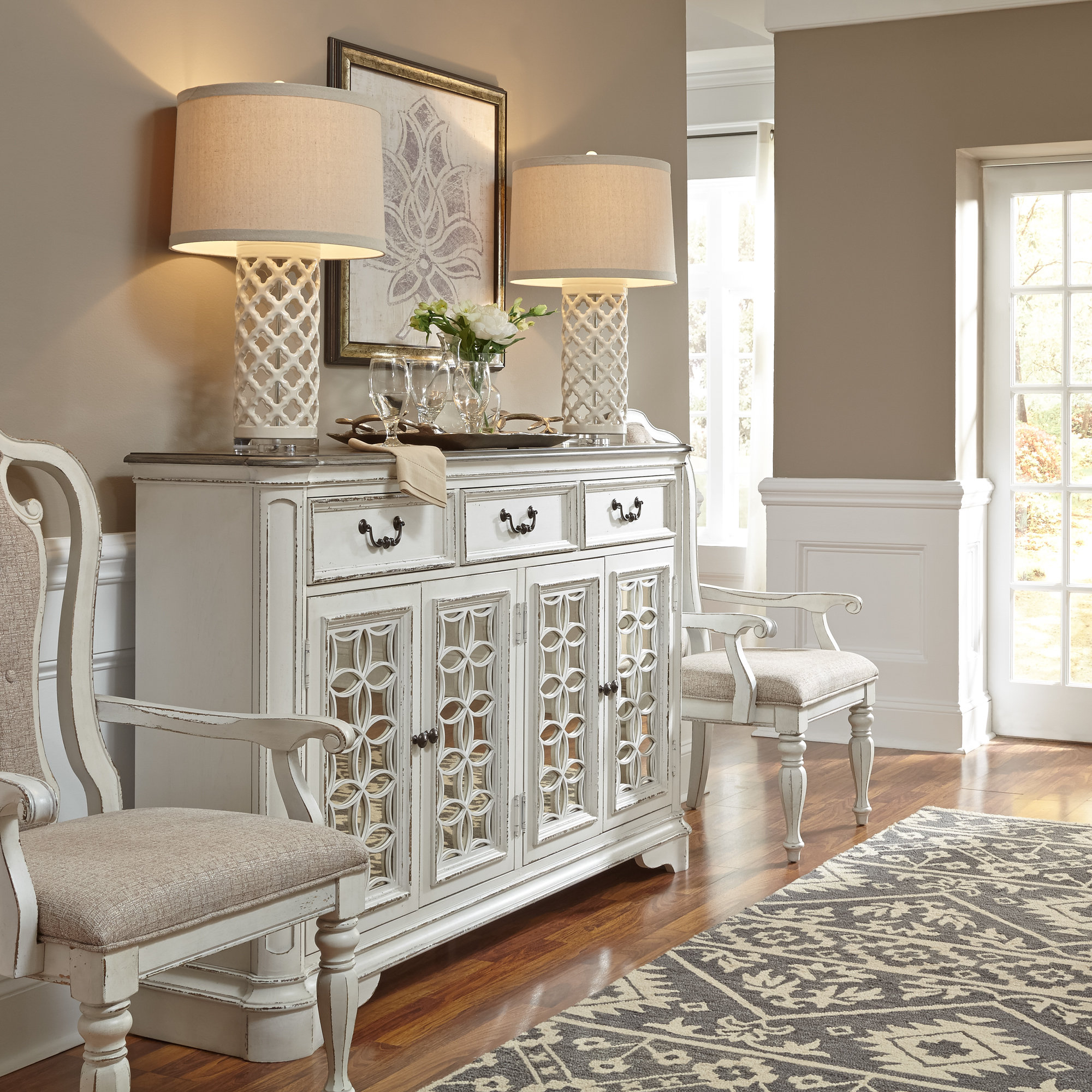 Lark Manor Tiphaine Sideboard Pertaining To 2019 Tiphaine Sideboards (View 9 of 20)